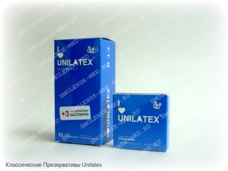 Презервативы Unilatex классические